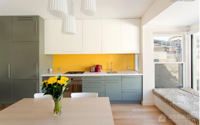 考虑厨房风格