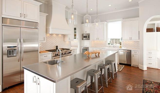 厨房不锈钢器具清洁