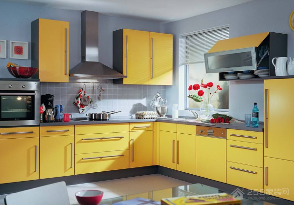 小厨房如何装修省钱?厨房装修省钱方法