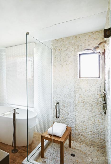 6种适合用于浴室装修的瓷砖类型