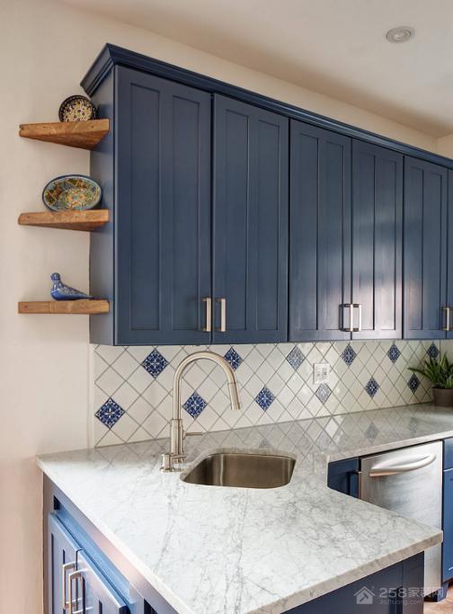 打造地中海风格厨房不可缺少的六个基本元素