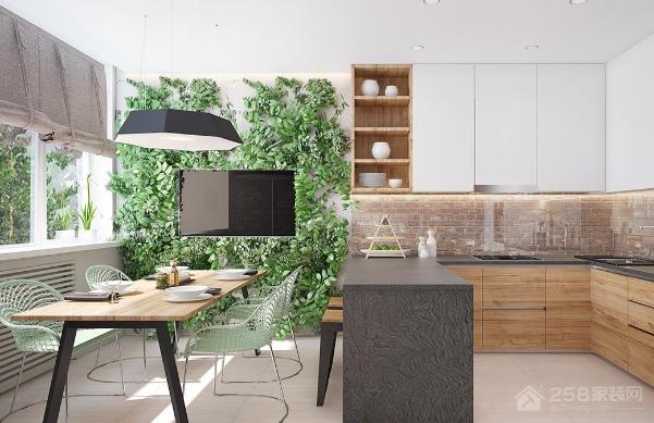 小户型厨房摆放什么植物好?有什么风水禁忌?