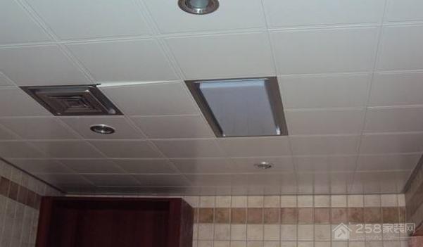 卫生间吊顶安装步骤是什么?用什么材料好?