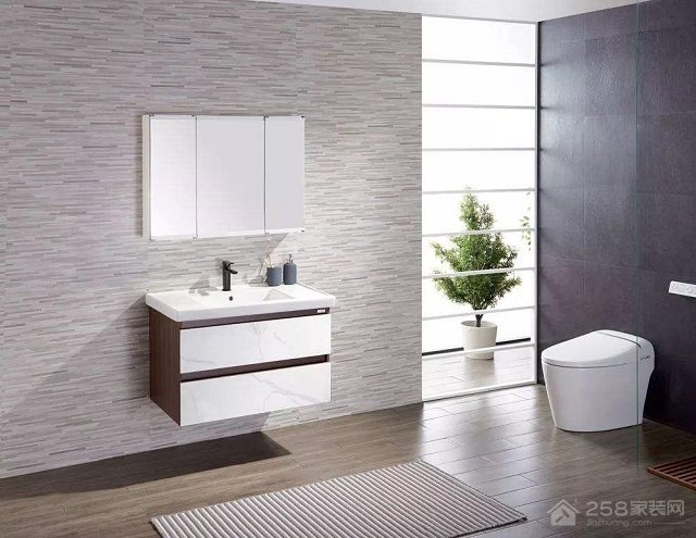 2019年浴室装修的流行趋势