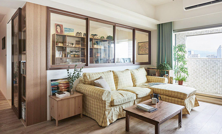 99平米的日式住宅,收纳空间很强大!