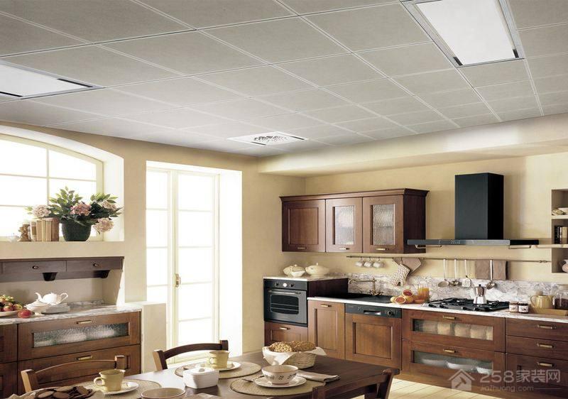 厨房吊顶高度多少合适,如何定高度