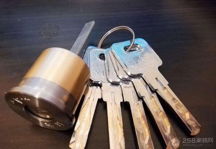 防盗门锁芯怎么换,防盗门锁芯级别如何区分