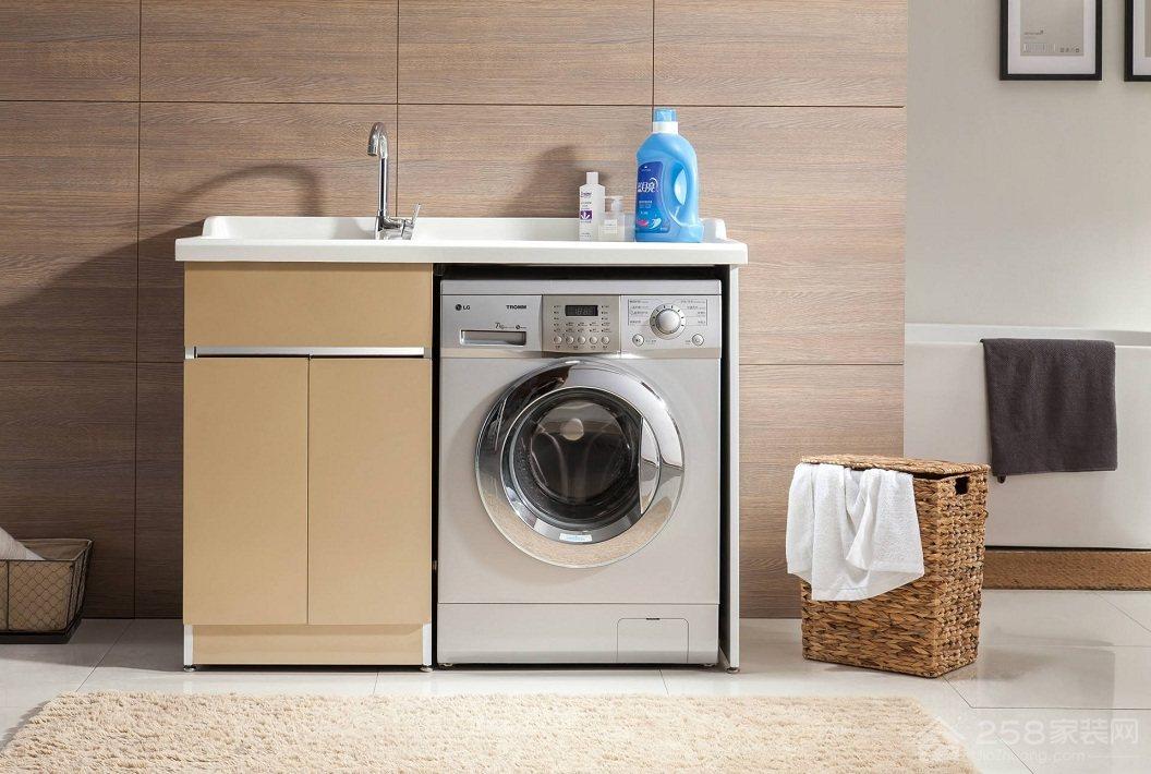 洗衣柜哪个牌子好?洗衣柜怎么安装