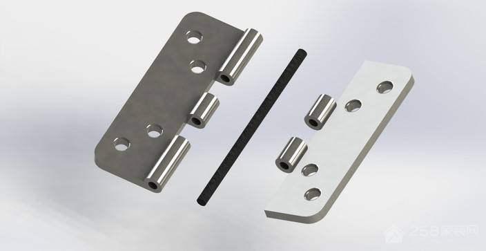 门铰链怎么安装?门铰链安装的注意事项有哪些?