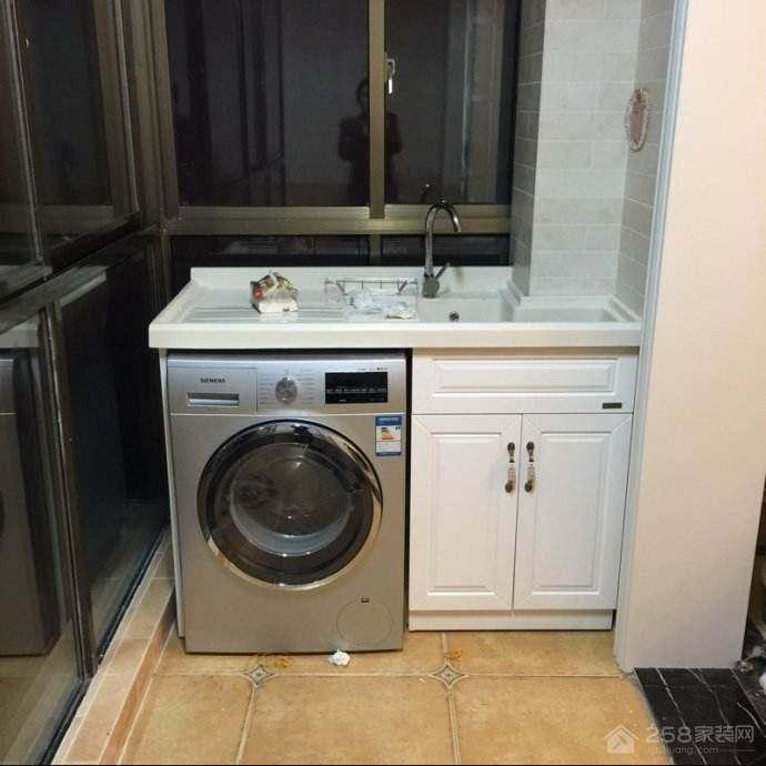 洗衣柜安装在什么地方合适?需要注意什么