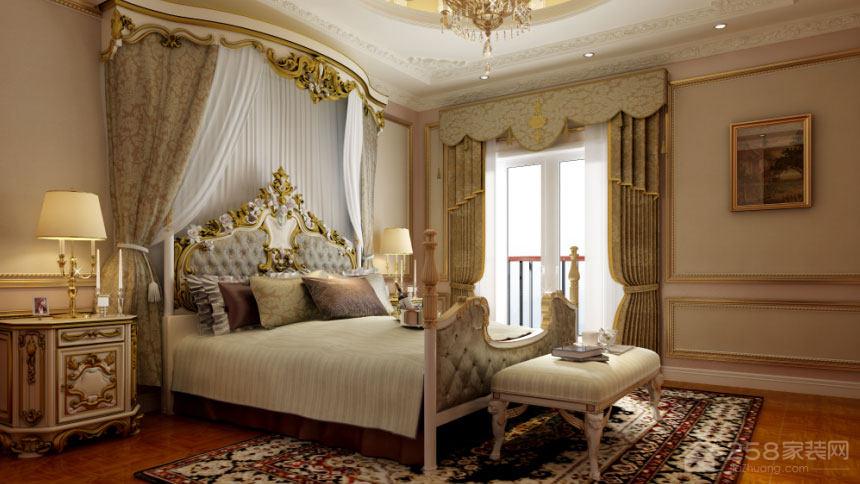 450㎡一品别墅古典风格