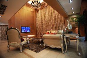 上海别墅现代简约装修设计