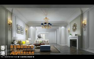 龙湖嘉誉别墅美式风格案例