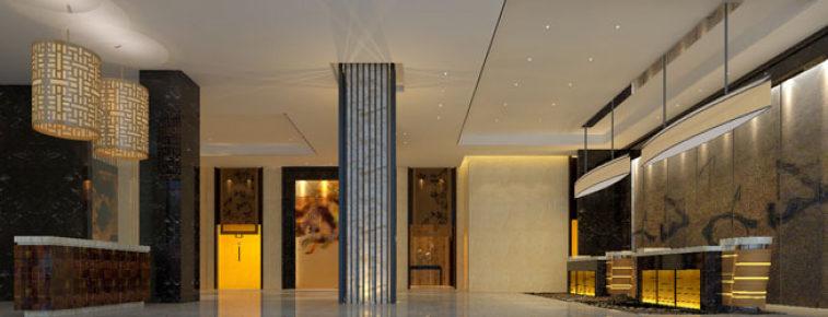 海景酒店东南亚风格装修