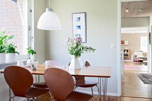 红大蓝湾北欧二居室装修效果图