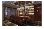 金地芙蓉世家300平米现代新中式