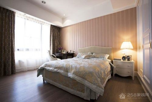 一方天鹅湖美式风格二居室装修