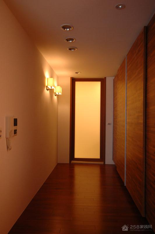 骏景花园现代简约风格二居装修效果图