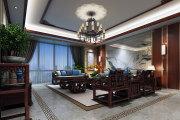 深圳市中式风格复式装修图片