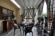 万科红郡美式风格别墅家装效果图