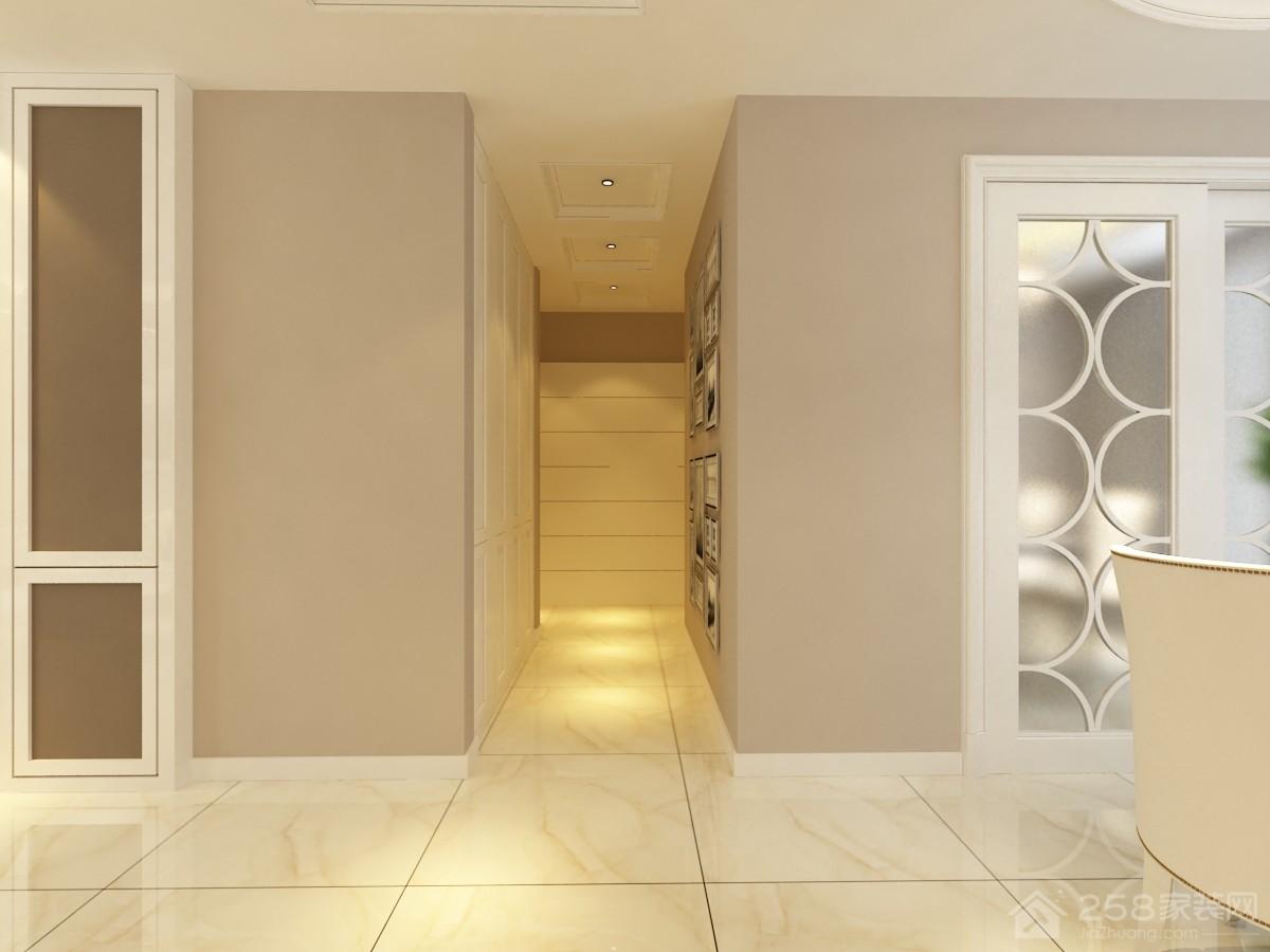 伊顿阳光现代简约风格三居家装效果图