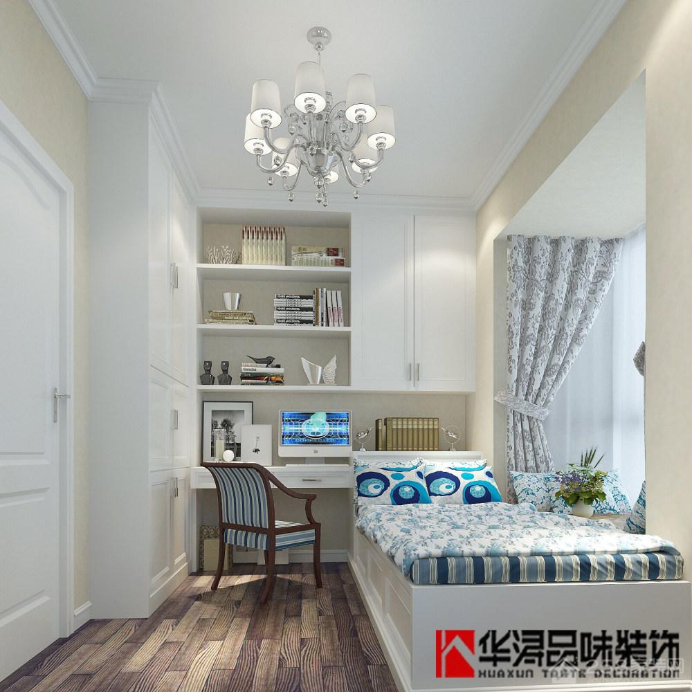 锦绣香江现代简约风格大户型家装效果图