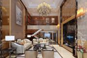 南沙·星河丹提欧式风格别墅家装效果图