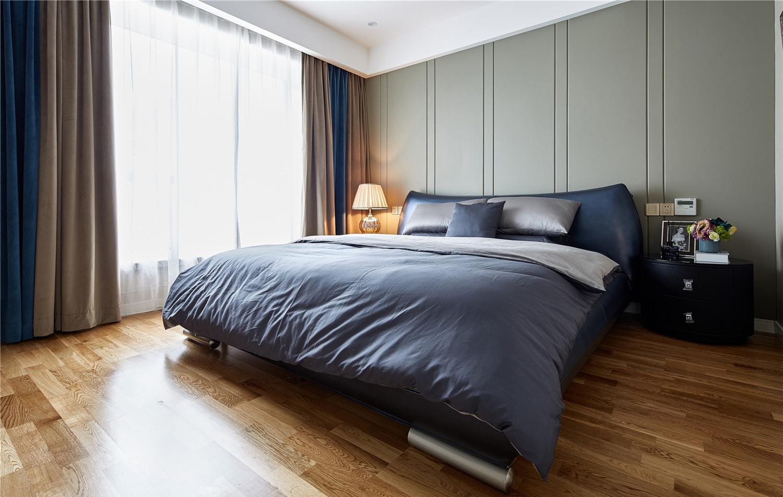 山语城现代简约风格一居家装效果图