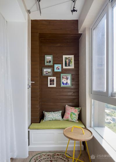 恒大御景湾美式风格二居装修效果图