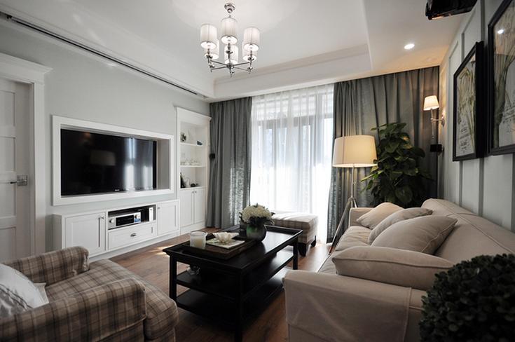 爱思唯尔完整家居现代简约风格三居装修效果图