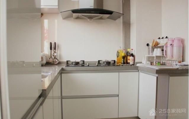 厨房大理石橱柜台面效果图