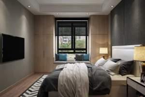 金丽豪苑二居现代简约风格二居家装效果图