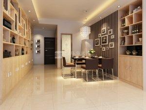 正恒国际3居室家装效果图