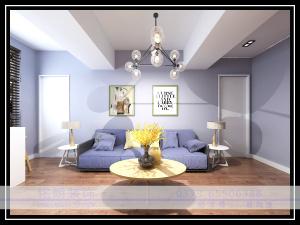 简约时尚小公寓装修效果图