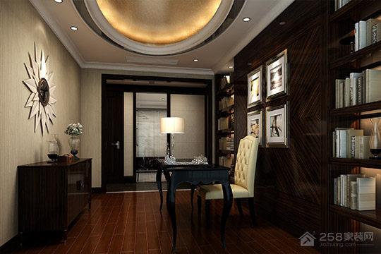 润和紫郡欧式风格三居室装修效果