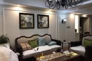 西欧龙城4居室新古典装修效果图