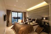 颐安都会中央一期A户型现代简约三居装修效果图