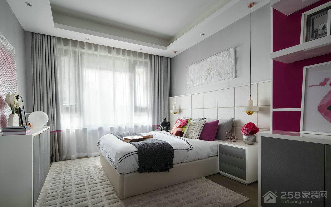 金江小区 现代简约跃层式家装效果图