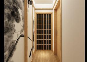 豪顿国际120平米日式风格效果