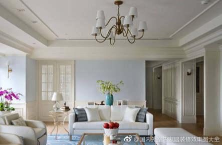 海伦国际2居室新古典家装效果图