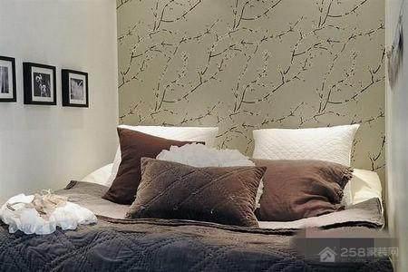 永嘉新天地两室一厅美式家装效果图
