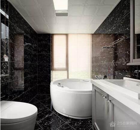 新中式风格四居家装效果图