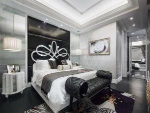 绿地中央广场 三居室 120平-欧式风格