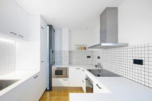 左海公寓两居室现代简约风装修效果