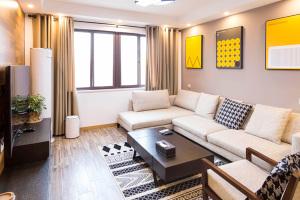 锑都家园两居室现代风装修效果