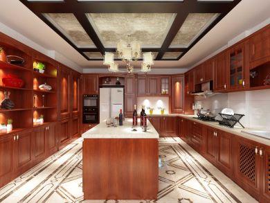 厨房|明亮宽敞