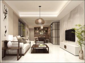 华天国际公寓二居室
