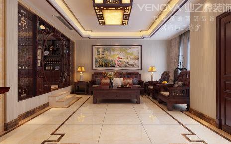 泰安别墅300m²    中式