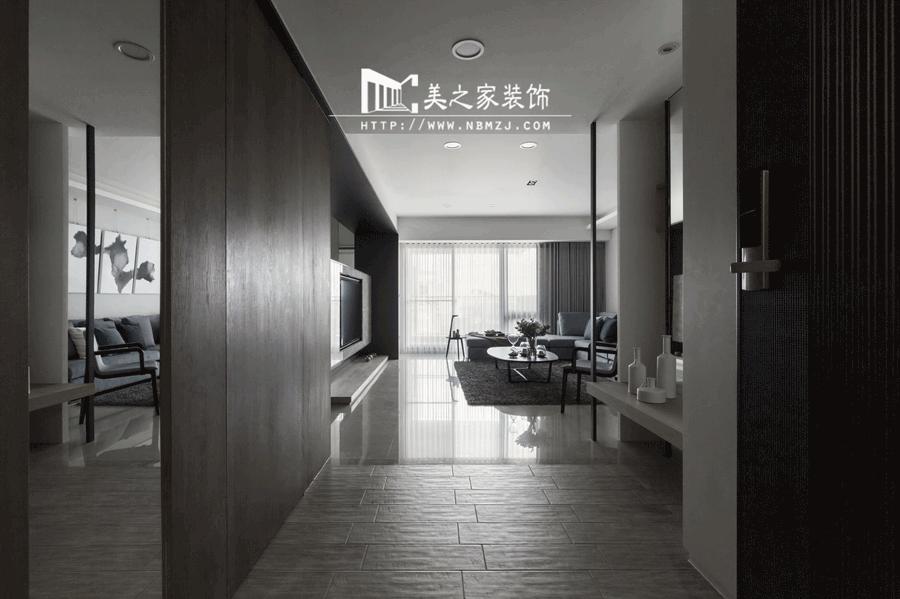 娱乐空间 现代 4室2厅 247㎡