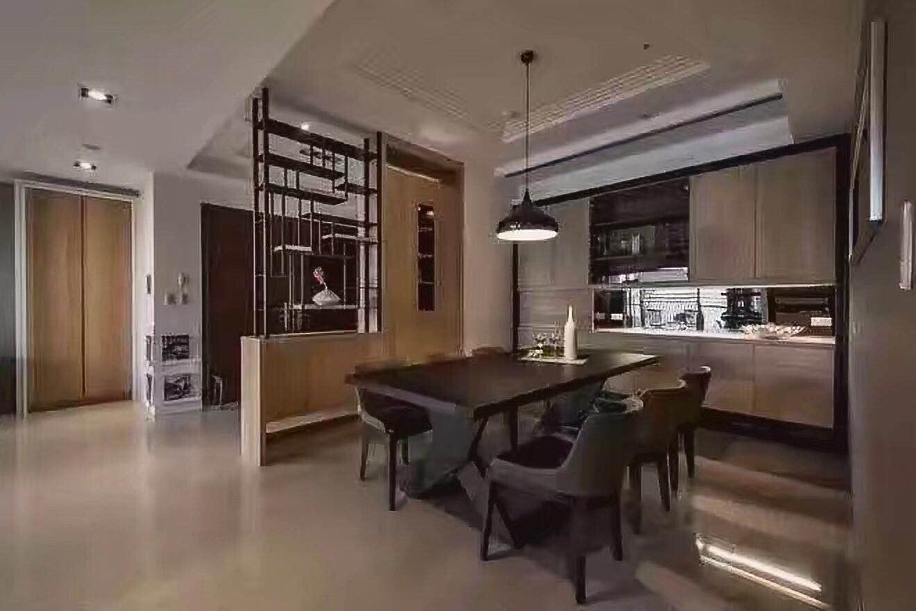 滨江公馆精装三房两厅现代简约凤